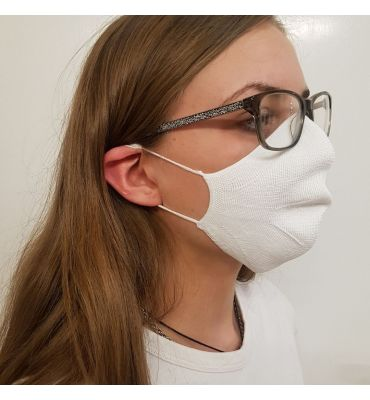 Plain Knitted Face Masks