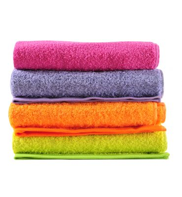 Plain Dyed Jacquard Towels
